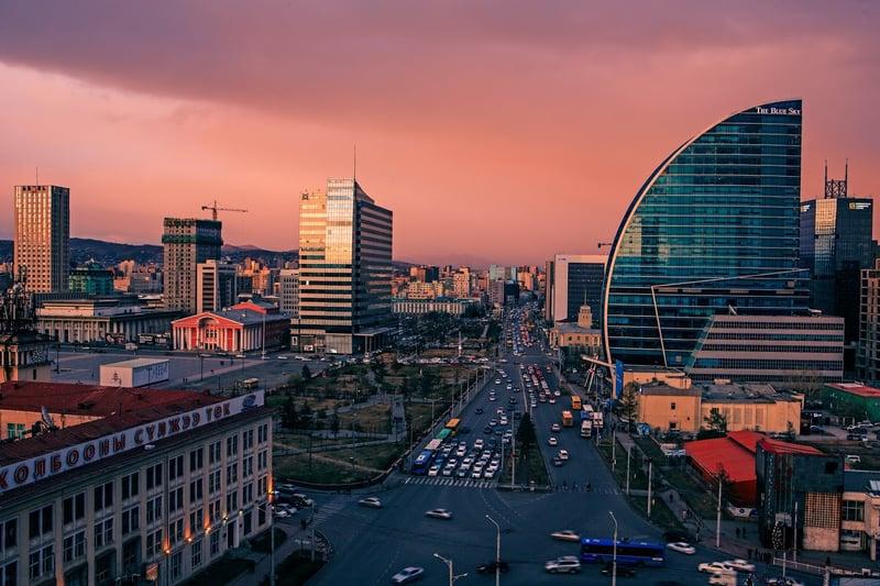 Mongolian Real Estate